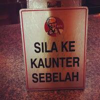 Photo taken at KFC by sara m. on 2/28/2013