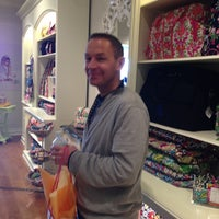 Photo taken at Vera Bradley by Misty G. on 4/20/2013