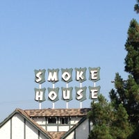Photo taken at Smoke House Restaurant by Glitterati Tours on 7/29/2013