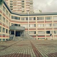 Photo taken at Adem Tolunay Anadolu Lisesi by Ömer Uğur C. on 11/22/2013