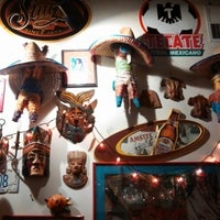 Photo taken at 5 Burro Cafe by rccamino1 on 3/17/2013