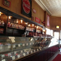 Photo taken at McCord Candies by Rachel P. on 7/17/2013