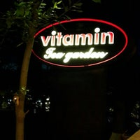 Photo taken at Vitamin by Ercan A. on 5/26/2013