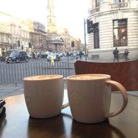 Photo taken at Starbucks by Sai on 12/17/2013