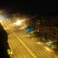 Photo taken at Hotel Catalonia Atenas by Ilana S. on 5/1/2013