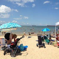 Photo taken at First Landing State Park by Kristen S. on 7/5/2013