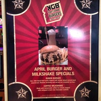 Photo taken at KGB: Kerry's Gourmet Burgers by Sy O. on 4/18/2013