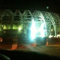 Photo taken at Beira-Rio Stadium by Matheus P. on 7/26/2013