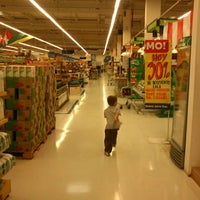 Photo taken at Carrefour by Mariano S. on 3/2/2013