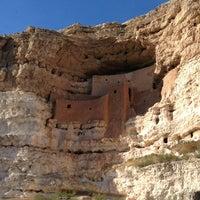 Photo taken at Montezuma Castle National Monument by Talis L. on 3/14/2013