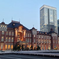 Photo taken at Tokyo Station by さとし on 8/27/2013