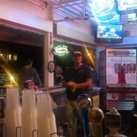 Photo taken at On The Rocks Bar and Grill by Bill D. on 10/5/2012