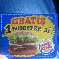 Photo taken at Burger King by Jose Luis C. on 10/13/2013