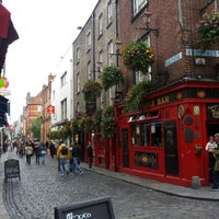 Photo taken at The Temple Bar by Mark M. on 10/20/2012
