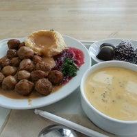 Photo taken at IKEA Restaurant & Cafe by Aldous Noah on 5/7/2013
