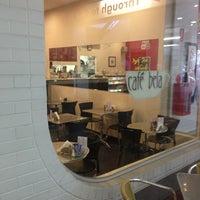 Photo taken at Cafe Bela by Himanshu K. on 6/17/2013