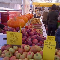Photo taken at West Seattle Farmers Market by Wendy H. on 10/7/2012