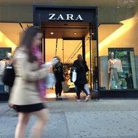Photo taken at Zara by Gustavo s. on 4/26/2013