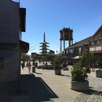 Photo taken at Japantown by Dave D. on 9/17/2016