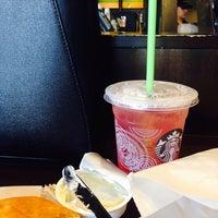 Photo taken at Starbucks by Gaby M. on 7/23/2014