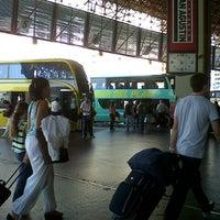 Photo taken at Terminal de Ómnibus de Córdoba by Erica A. on 3/9/2013