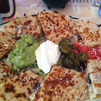 Photo taken at El Real Tex-Mex Cafe by Emi M. on 3/16/2013