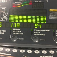 Photo taken at 24 Hour Fitness by Mike A. on 4/16/2016