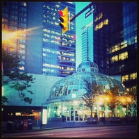 Photo taken at Pacific Centre by Ruxandra F. on 6/19/2013