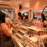 Photo taken at Etude House by Joomiez K. on 2/10/2013