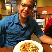 Photo taken at Taima Pizzeria by JesusSanch on 7/3/2014