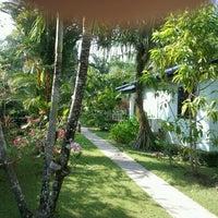 Photo taken at Sabai Resort by Massimo C. on 2/3/2013