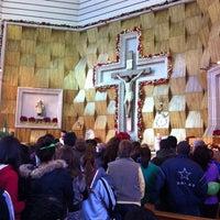 Photo taken at Iglesia San lorenzo by Gylda D. on 1/1/2014