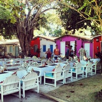 Photo taken at Trancoso by Felipe T. on 2/18/2013