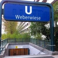 Photo taken at U Weberwiese by Daniel B. on 5/2/2013
