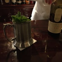 Photo taken at Tandem Cocktail Bar by T.S.back O. on 10/4/2016