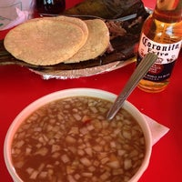 Photo taken at Barbacoa y Consome El Paisa by Gilberto C. on 1/4/2014