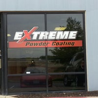 Photo taken at Extreme Powder Coating by Michael M. on 5/6/2013