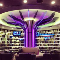 Photo taken at EVA Air Lounge by Chiao Lin H. on 2/27/2013