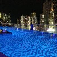 Photo taken at Hard Rock Hotel Panama Megapolis by Diego C. on 5/2/2013