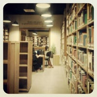Photo taken at Freedom Institute Public Library by Indah R. on 6/5/2013