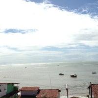 Photo taken at Pousada Ilha da Saudade by Ricardo L. on 5/23/2015