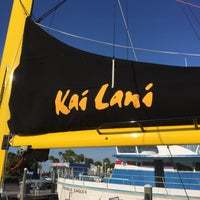 Photo taken at Kai lani Catamaran by John C. on 5/21/2015