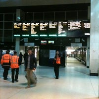 Photo taken at Milton Keynes Central Railway Station (MKC) by Paolo L. on 12/23/2012