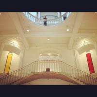 Photo taken at Vancouver Art Gallery by Noah B. on 11/3/2012