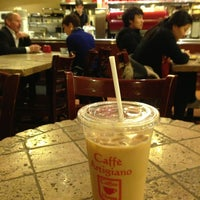 Photo taken at Caffè Artigiano by Elizabeth C. on 3/6/2013