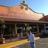 Photo taken at Parador Turístico San Pedro by Victor A. on 2/14/2013
