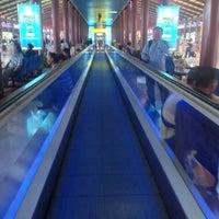 Photo taken at Terminal 2 by Intan K. on 11/29/2013