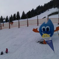 Photo taken at Skigebiet Schlossalm - Angertal / Ski amadé by Андрей Д. on 3/21/2013