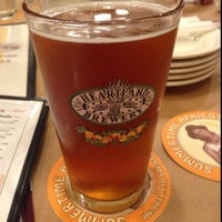 Photo taken at Heartland Brewery by Tom S. on 6/28/2013