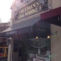 Photo taken at Freeman's Fish Market by Tom S. on 7/19/2015